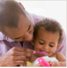 Tooth Brushing Tips for Young Children